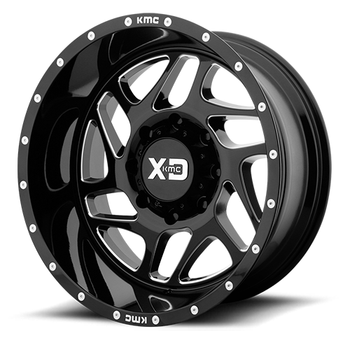 XD Series 1pc Featured Wheels