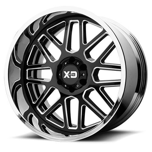 XD Series 2pc Featured Wheels