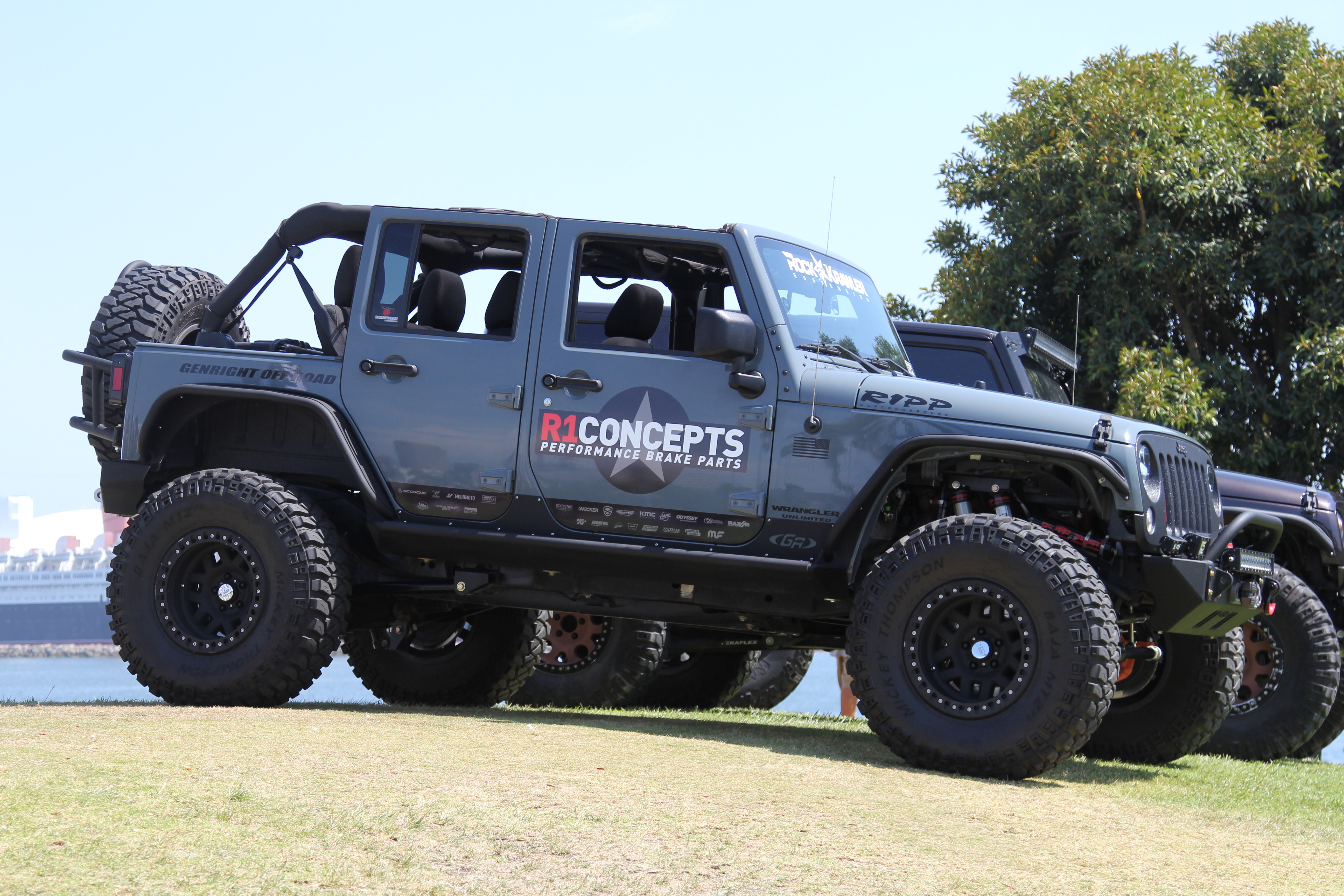 Wheel visualizer application car tuning - 3rd Annual Kmc Jeep Bash Gallery