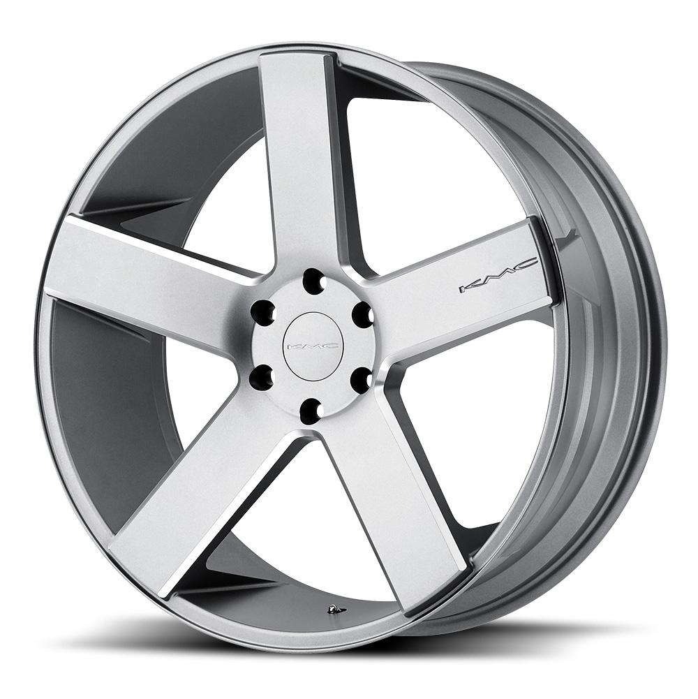 Big Truck Wheels 24 5 : Kmc wheels km mc
