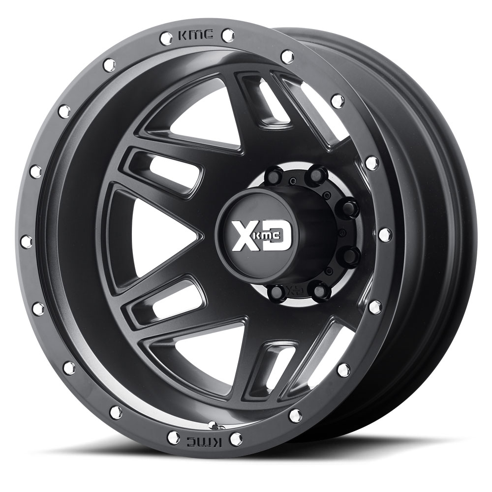 F350 Dually Wheels >> XD Series: XD130 Machete Dually