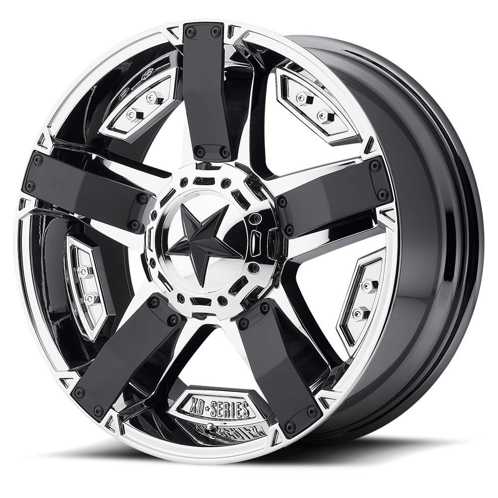 F150 Chrome Rims >> Rockstar: XD811 RS2