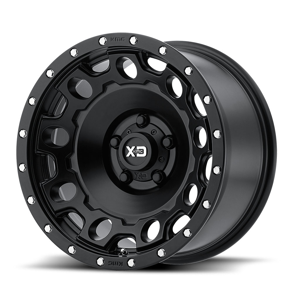 XD Series: XD129 Holeshot